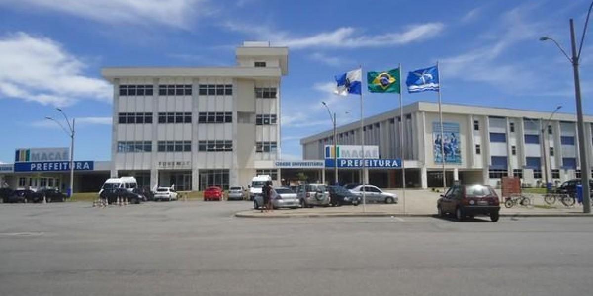 Cidade Universitária Macaé estacionamento